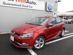 VW ポロ TSI Highline Democar Navi