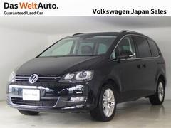 VW シャランハイライン 両側Pスラ 電動テール ハーフレザー 認定中古車