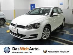 VW ゴルフTSIトレンドライン 元社用車 認定中古車