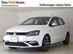 VW ポロGTI純正ナビゲーション バックカメラ LEDライト
