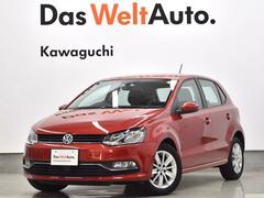 VW ポロ TSI Comfortline Upgrade Package NAVI ETC BC