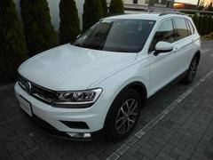 VW ティグアンTSI コンフォートライン 認定中古車 ワンオーナー