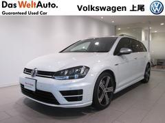 VW ゴルフRヴァリアントR NAVI