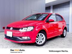VW ポロActive VW認定中古車 Navi+ETC