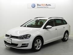 VW ゴルフヴァリアントTSI Comfortline Premium Edition