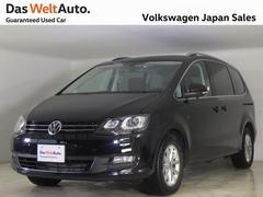 VW シャランTSIコンフォートライン シアターパッケージ 当社試乗車認定