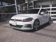 VW ゴルフGTI認定中古車 純正ナビ LEDヘッド プリクラ