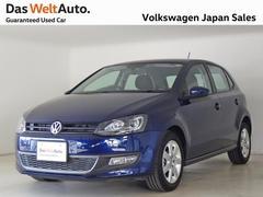 VW ポロTSIハイライン純正ナビ キセノン ワンオーナー認定中古車