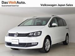 VW シャランTSI ハイライン 認定中古車 ACC SDNAVI