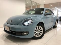 VW ザ・ビートルDesign キセノンライト 禁煙 1オーナー車 認定中古車