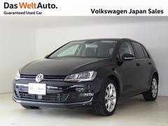 VW ゴルフハイライン 認定中古車 純正ナビ リヤビューカメラ キセノン