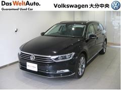 VW パサートヴァリアントTSI Highline DEMO