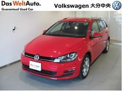 VW ゴルフヴァリアントTSI Comfortline Connect DEMO
