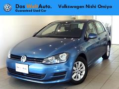 VW ゴルフTSI Trendline BlueMotion Technology NaviEtcBc