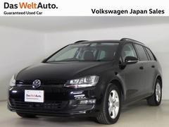 VW ゴルフヴァリアントコンフォートライン プレミアムED限定車 ナビ ACC