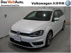 VW ゴルフヴァリアントR−Line NAVI