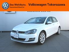 VW ゴルフTSI Highline BlueMotion Technology Dis Pro ETC