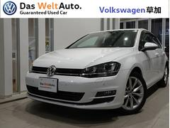 VW ゴルフTSI Highline BlueMotion Technology Navi ETC