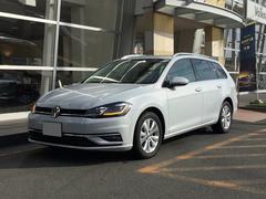 VW ゴルフヴァリアントTSI Comfortline DEMO CAR