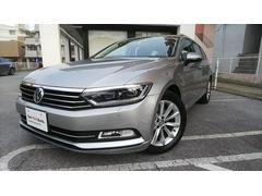 沖縄の中古車 フォルクスワーゲン VW パサートヴァリアント 車両価格 270万円 リ済別 2016年 0.9万K タングステンシルバー M