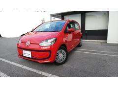 沖縄の中古車 フォルクスワーゲン VW アップ! 車両価格 98万円 リ済別 2015年 3.3万K トルネードレッド