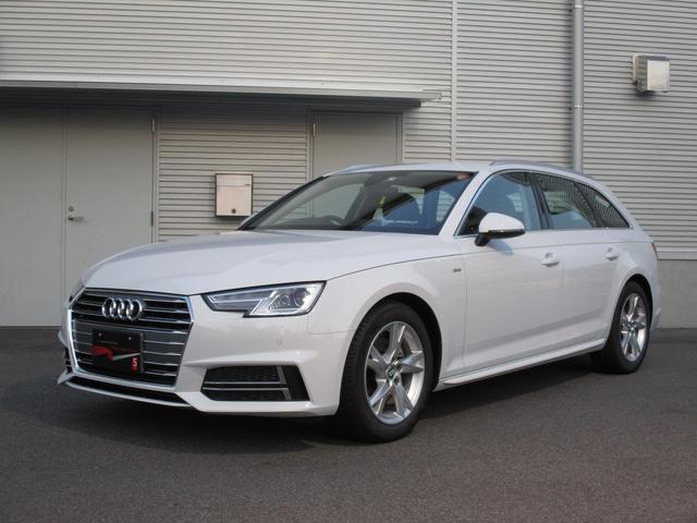 AUDI A AVANT TFSI SPORT WHITE M Km Details - Audi a4 used cars
