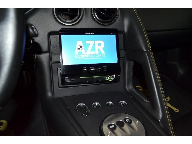 カロッツェリアHDDサイバーナビ装備!TV、CD、DVDbluetooth,など機能の充実したナビ装備しております。