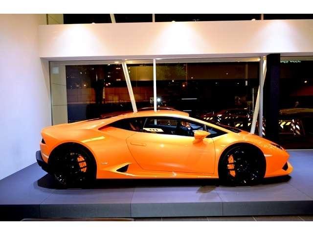 メーカーオプション:オレンジペイント・キャリパー