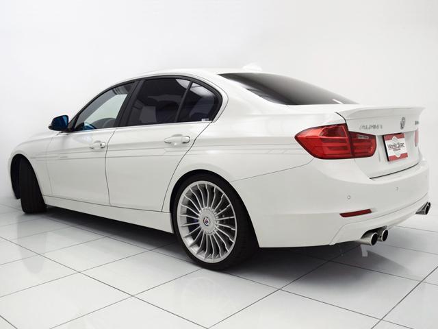 BMW bmwアルピナ アルピナ b3 ビターボ リムジン : goo-net.com