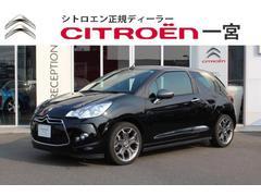 シトロエン DS3カブリオSport Chic 認定中古車 レザー ポータブルナビ