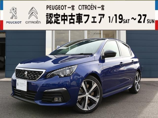 Photo of PEUGEOT 308 GT BLUE HDI / used PEUGEOT
