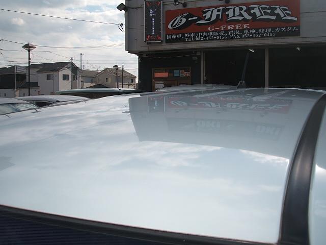 天井の画像です。大きな凹み、色あせもなくキレイですよ!      愛知 大治 格安 軽四 軽自動車 安い お買い得 中古車 保障付 ジーフリー G−FREE