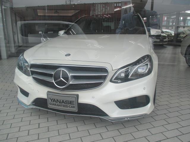 メルセデス・ベンツ Eクラス E250 AV 新車保証 (検31.3)