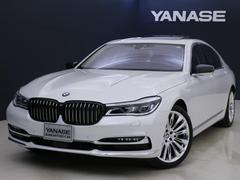BMW740Li 1年保証 新車保証