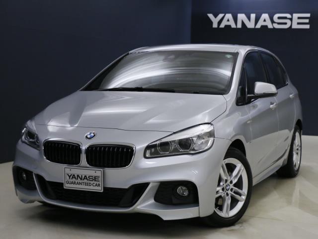 BMW 2シリーズ 218d アクティブツアラー Mスポーツ 1年...