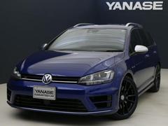 VW ゴルフRヴァリアントローンチエディション 1年保証 新車保証