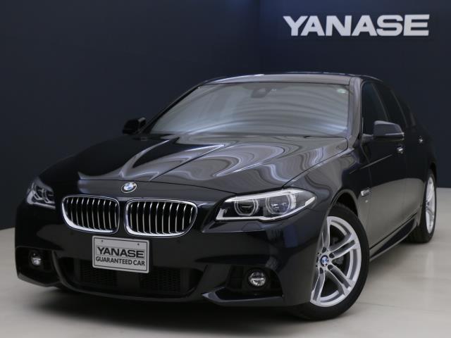 BMW 5シリーズ 528i Mスポーツ 1年保証 新車保証 (検...