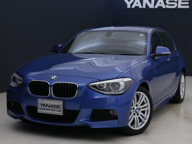 BMW 1シリーズ 116i Mスポーツ 1年保証 (車検整備付)
