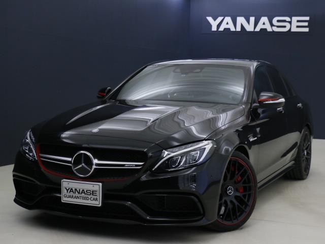 メルセデスAMG Cクラス C63 S エディション1 新車保証 ...