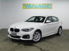 BMW118dMスポーツ 1年保証 新車保証
