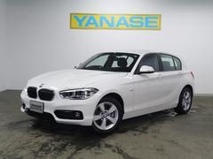 BMW118dスポーツ 1年保証 新車保証