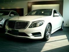 M・ベンツS300 h AMGライン 新車保証