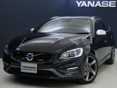 ボルボ V60T6 AWD Rデザイン ヤナセ保証 新車保証
