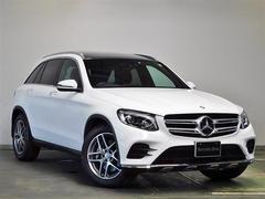 M・ベンツGLC250 4M スポーツ 本革仕様 新車保証