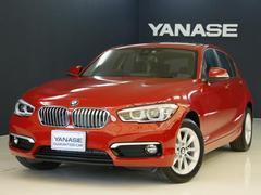 BMW118dスタイル 1年保証 登録済未使用車 新車保証