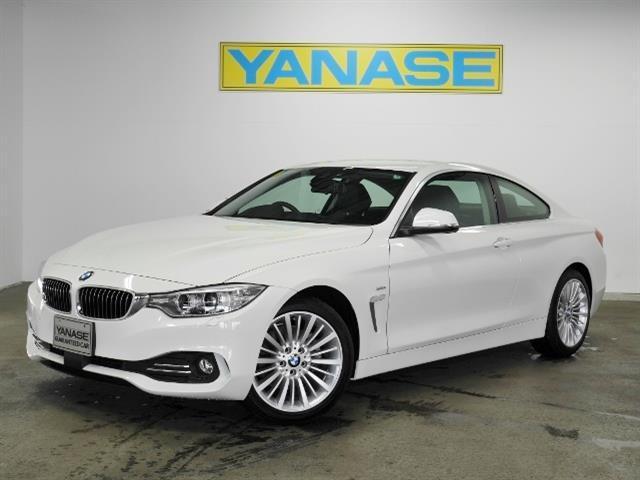 BMW 420iクーペ ラグジュアリー 1年保証 新車保証