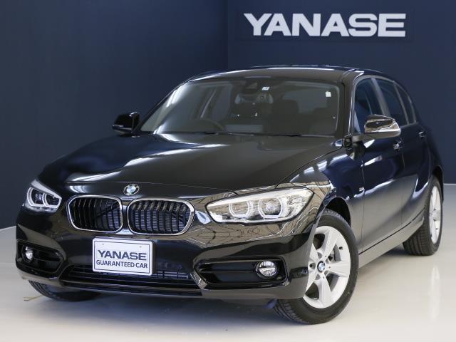 BMW 118iスポーツ 1年保証 新車保証