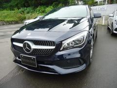 M・ベンツCLA180 シューティングブレーク スポーツ 新車保証