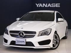 M・ベンツCLA250 新車保証
