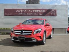 M・ベンツGLA250 4M 新車保証